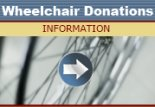 wheelchair donations