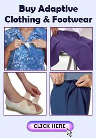 adaptive clothing - wheelchair clothing