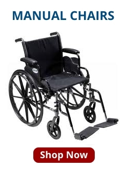 Shop for Manual Wheelchairs