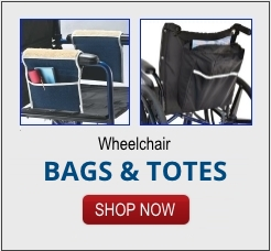 wheelchair bags and packs