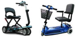 Purchasing a mobility scooter