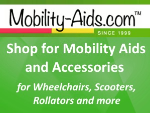 Shop for Wheelchair Accessoires