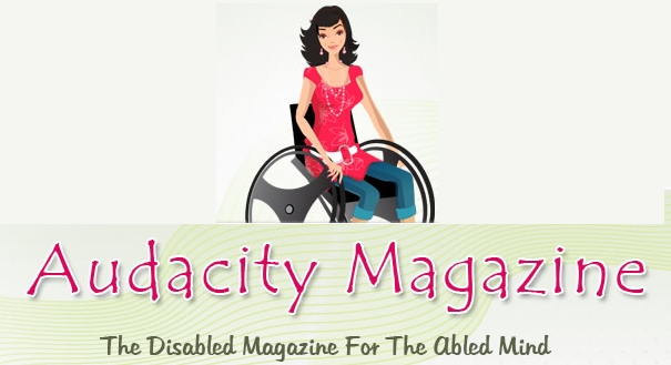 Magazines for wheelchair users - Audacity Magazine