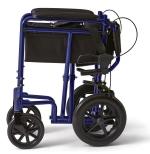 folding manual wheelchair