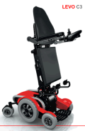 standing wheel chair