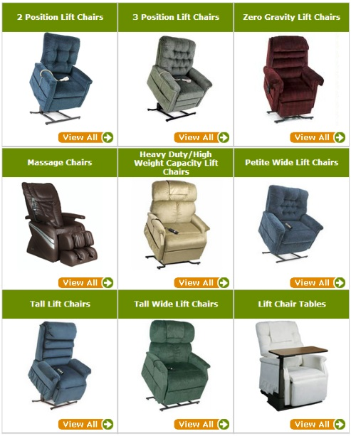 Shop for Lift Chairs
