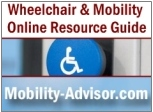mobility and wheel chair information
