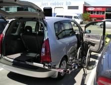 wheel chair transfer
