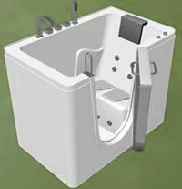 Handicapped Bathtubs - Providing More Independence