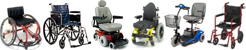 mobility chairs - wheelchair